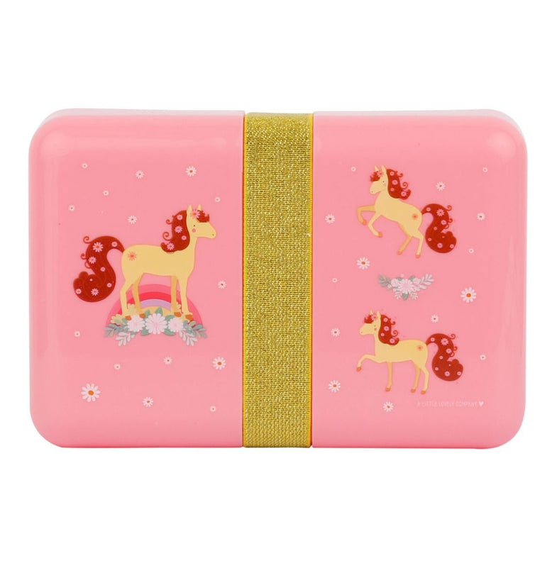 A Little Lovely Company lunch box | Horse