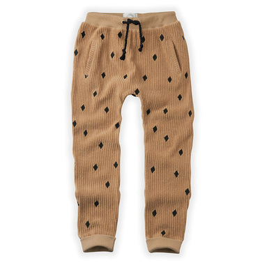 Sproet & Sprout Terry Rib Sweatpants | Diamond
