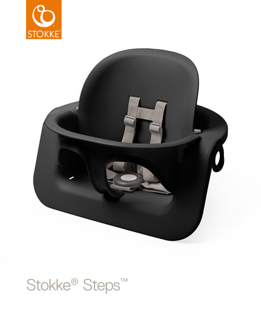 Stokke Steps Baby Set | Black