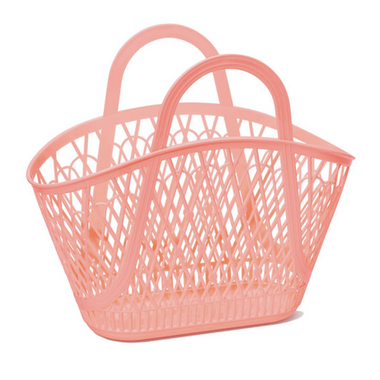 Sunjellies Betty Basket - Peach