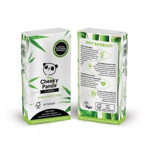 The Cheeky Panda Bamboe zakdoekjes | 8 pack