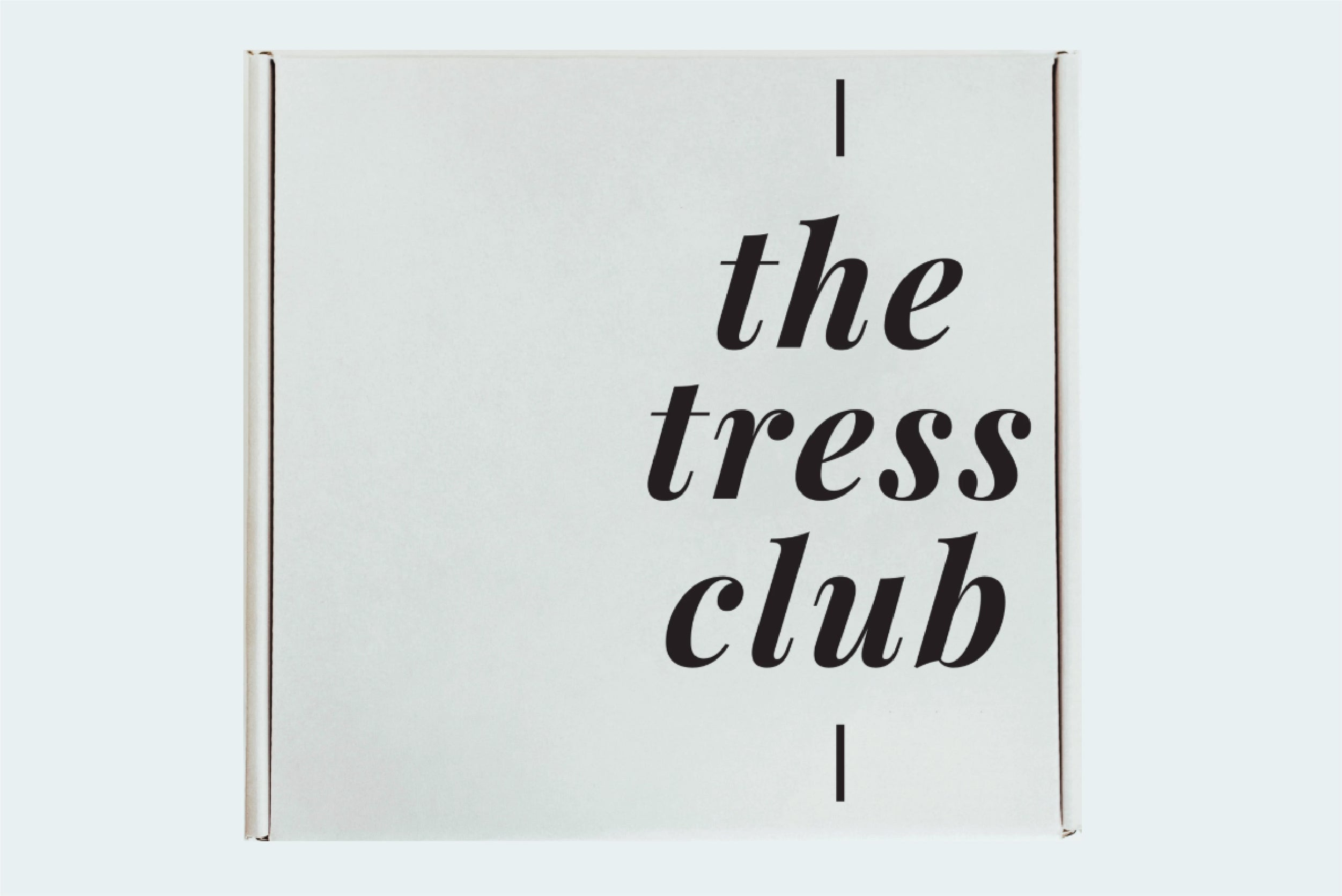 the tress club box