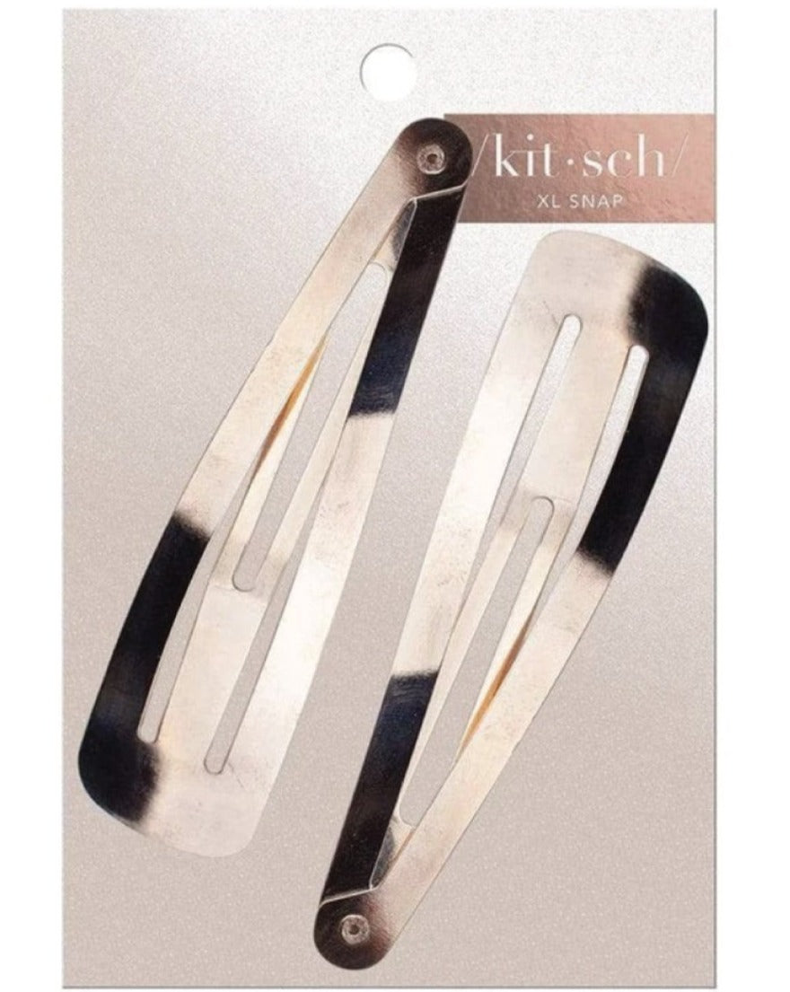 Kitsch XL Rose Gold Snap Clips