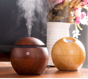Japanese Futuristic Ultrasonic Humidifier & Electric Scent Distributor