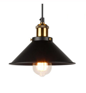 Vintage Industrial LED Hanging Lamp