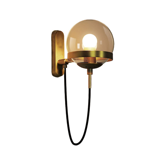 Modern Decorative Gold Wall Lamp - Hansel & Gretel Home Decor