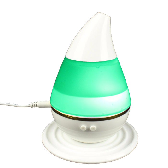 Teardrop Ultrasonic Humidifier & Electric Scent Distributor