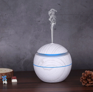 Wooden Ultrasonic Humidifier and Scent Distributor
