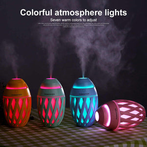 LED Brazilian Bud Humidifier & Electric Scent Distributor - Hansel & Gretel Home Decor