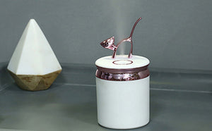 Kitten Humidifier & Electric Scent Distributor - Hansel & Gretel Home Decor