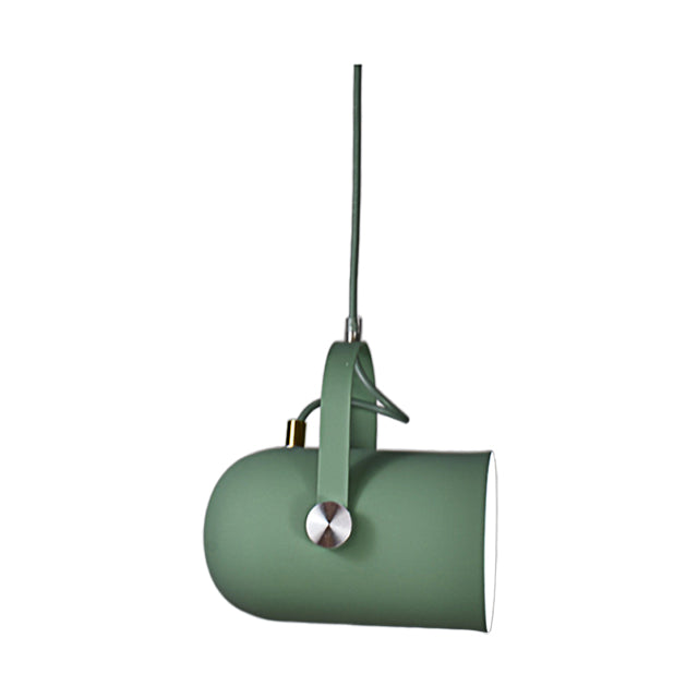 Nordic Green Hanging Lamp