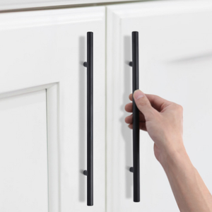 Black Modern Minimalist Handle - Hansel & Gretel Home Decor