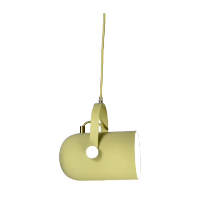 Nordic Yellow Hanging Lamp