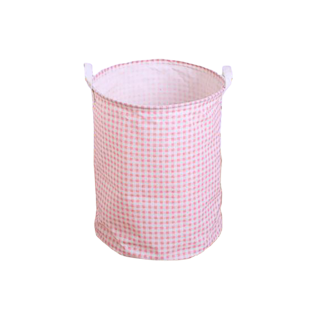Modern Linen Folding Laundry Basket
