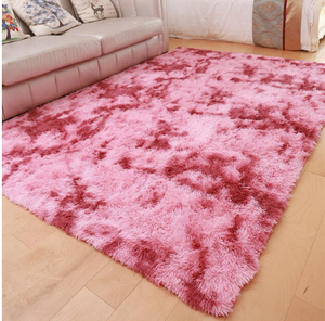 Red Dining Area Rug - Hansel & Gretel Home Decor