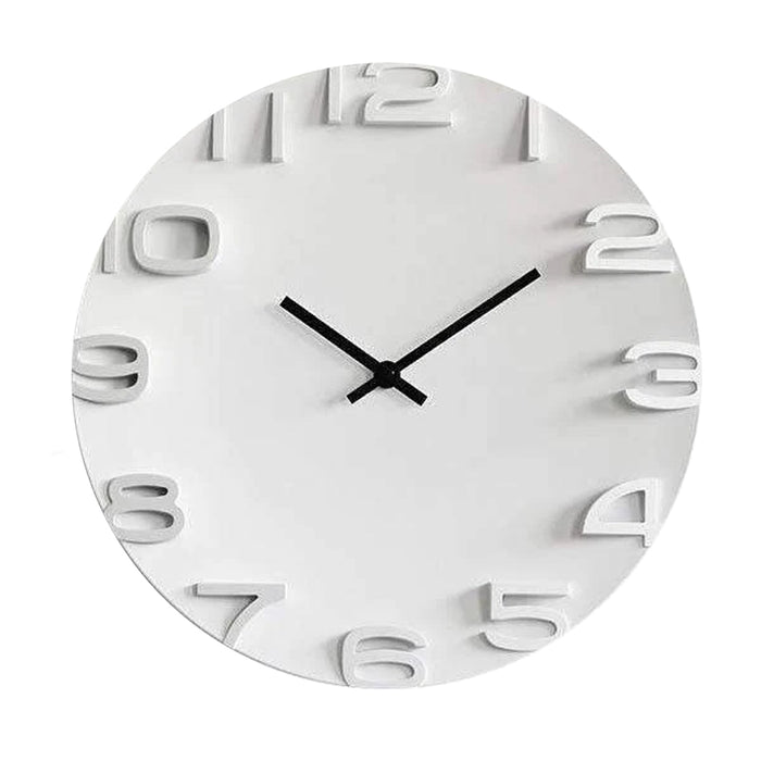 Bold and Clear Wall Clock Patricia Model