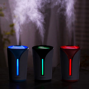 Ultrasonic Jet Engine Humidifier & Electric Scent Distributor - Hansel & Gretel Home Decor