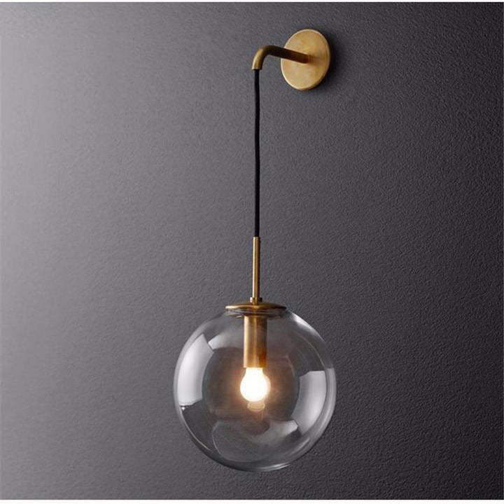 Berlin Gold Wall Light - Hansel & Gretel Home Decor