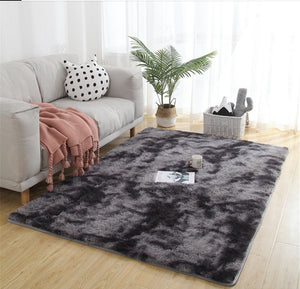 Black Living Room Carpet