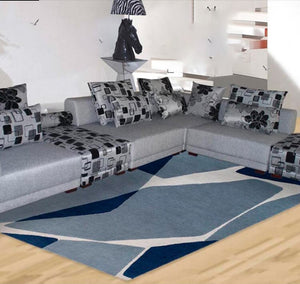 Blue Living Space Carpet