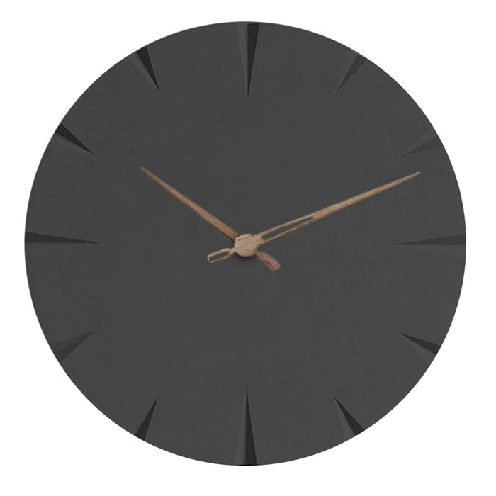 Sleek Vintage Wall Clock Cynthia Model