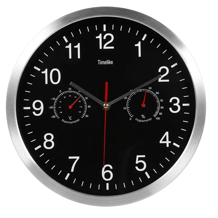 Silent Timelike Wall Clock Lisa Model