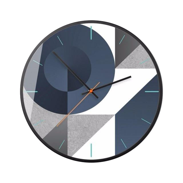 Modern Minimalist Wall Clock Ciara Model