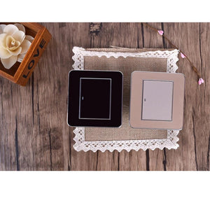 Acrylic Crystal Light Switch Panel with LED Indicator - Hansel & Gretel Home Decor