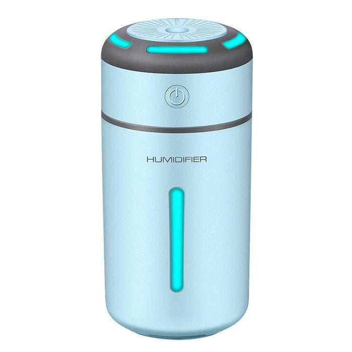 American LED Ultrasonic Humidifier & Electric Scent Distributor
