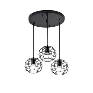 Assorted Iron Cast Hanging Lights - Hansel & Gretel Home Decor