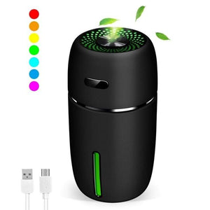 Bionic Android Humidifier & Electric Scent Distributor - Hansel & Gretel Home Decor