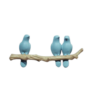 Blue Modern Wall Hook - Hansel & Gretel Home Decor