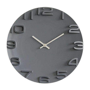 Bold and Clear Wall Clock Patricia Model-Hansel & Gretel Home Decor