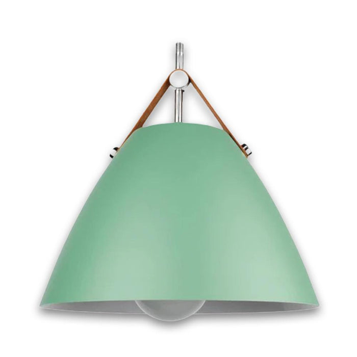 British Dome Shape Hanging Lamp