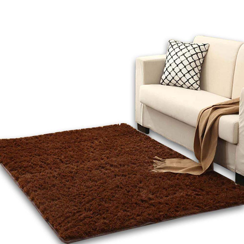 Brown Dining Area Carpet - Hansel & Gretel Home Decor