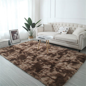 Brown Dining Area Rug - Hansel & Gretel Home Decor
