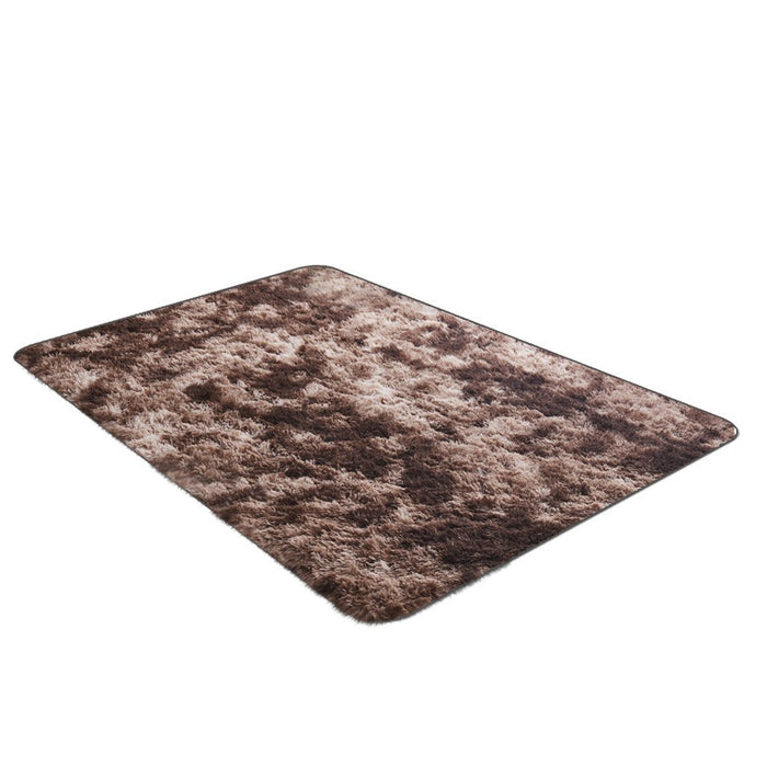 Brown Dining Area Rug
