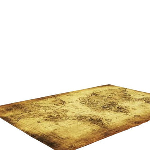 Brown Living Area Carpet - Hansel & Gretel Home Decor
