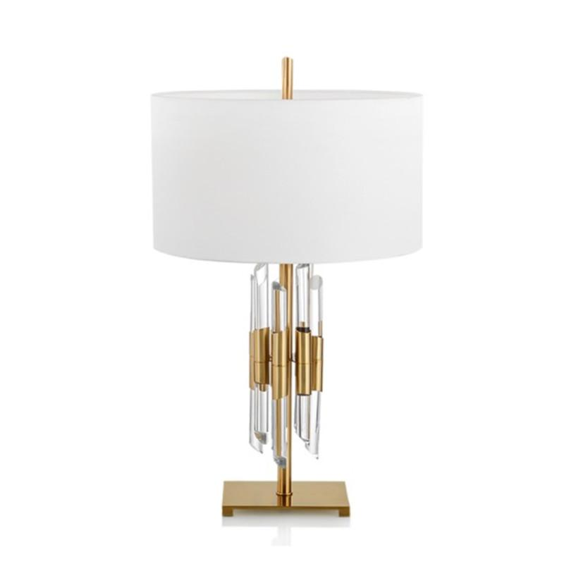 Contemporary Decorative and Elegant Table Lamp - Hansel & Gretel Home Decor