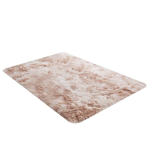 Cream Dining Area Rug - Hansel & Gretel Home Decor