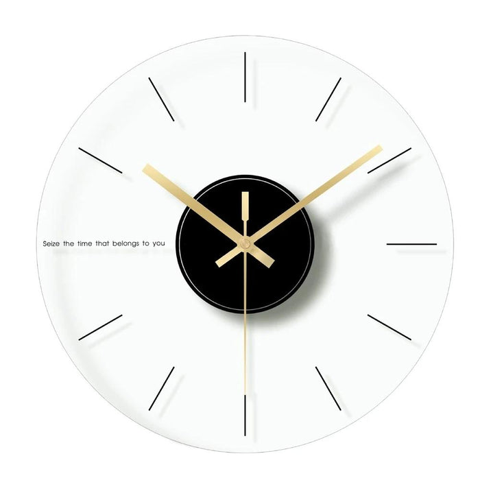 Decorative Wall Clock Barbara Model