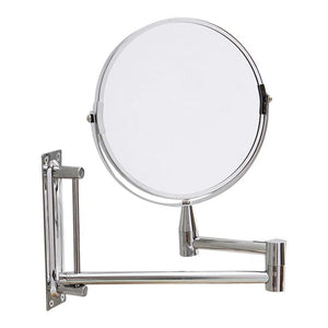 Double-sided Mirror with Magnifying Mirror-Hansel & Gretel Home Decor