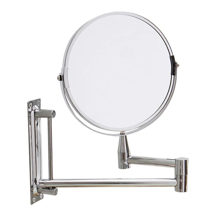 Double-sided Mirror with Magnifying Mirror