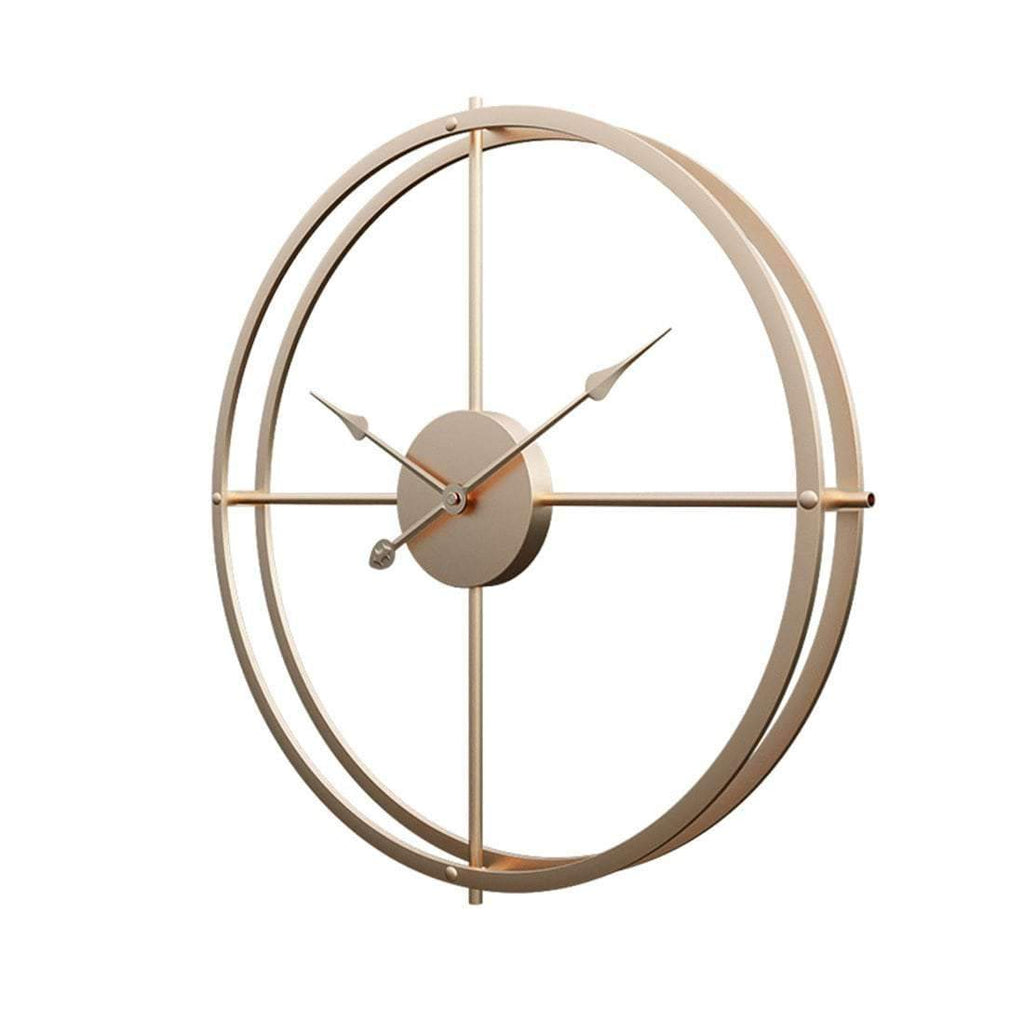 European Silent Wall Clock Maria Model - Hansel & Gretel Home Decor