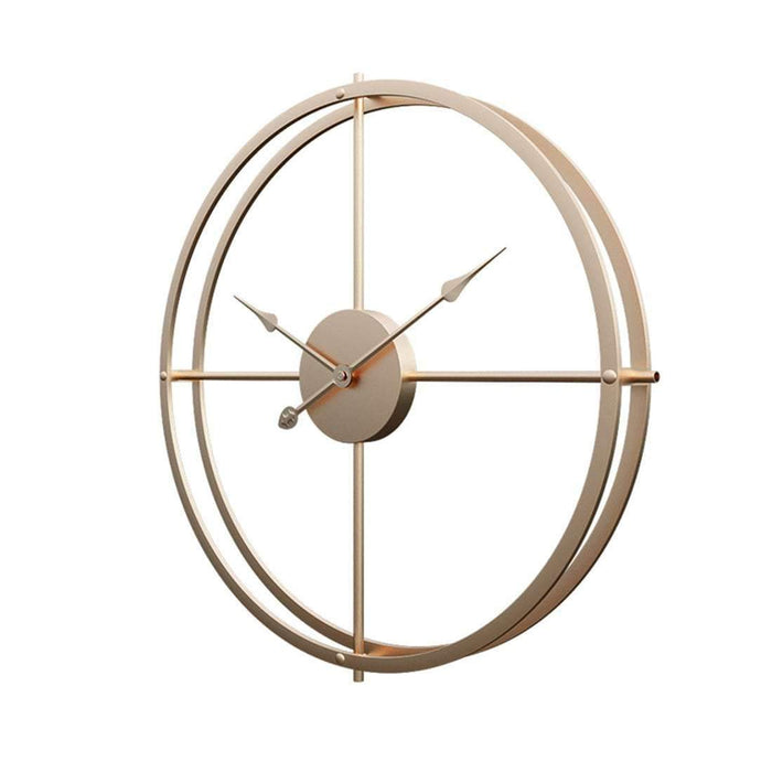 European Silent Wall Clock Maria Model