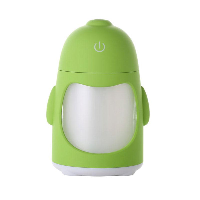 Fatty Droid Ultrasonic Humidifier & Electric Scent Distributor