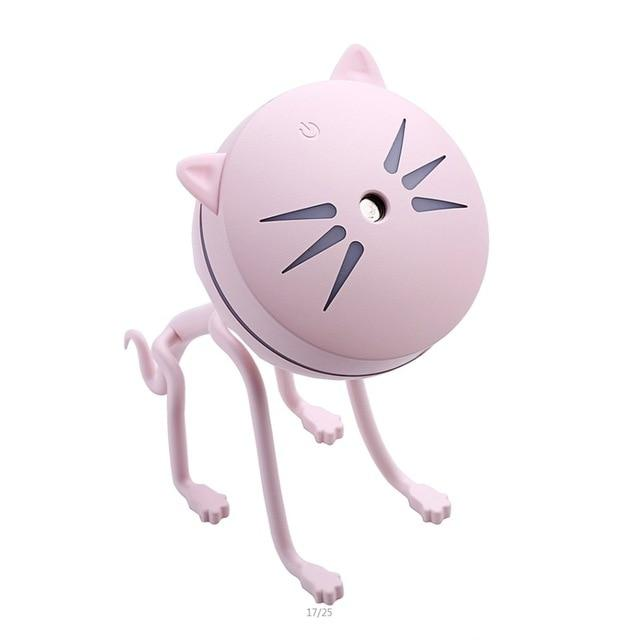Felix The Flexible Cat Ultrasonic Humidifier & Electric Scent Distributor