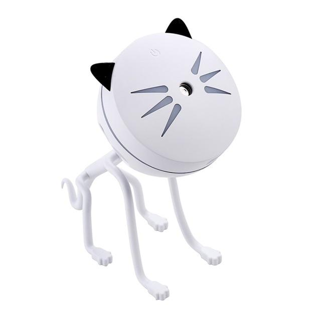 Felix The Flexible Cat Ultrasonic Humidifier & Electric Scent Distributor - Hansel & Gretel Home Decor