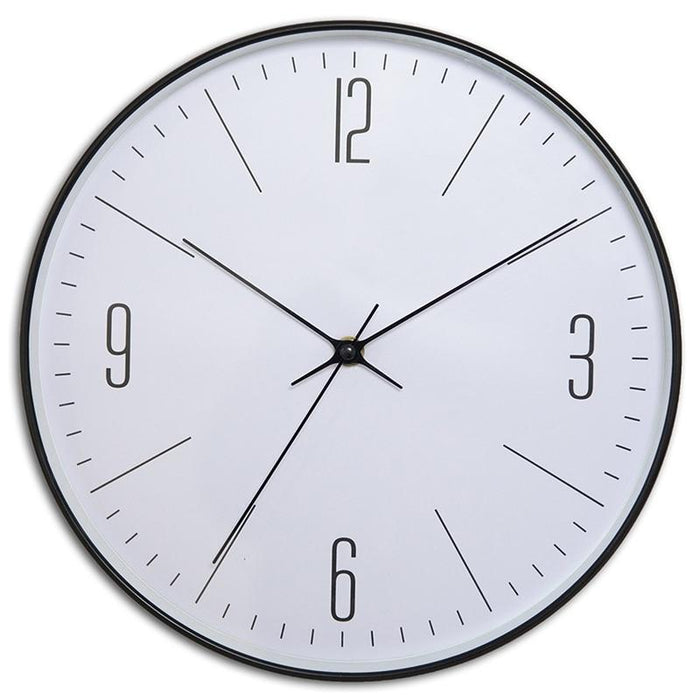 Minimally Styled Wall Clock Sharon Model