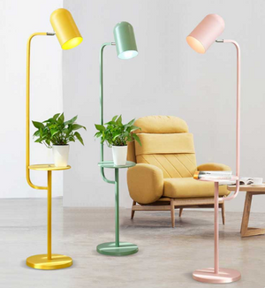 Modern Multi-functional Floor Lamp - Hansel & Gretel Home Decor